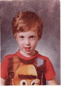 Jason Roberts circa 1977