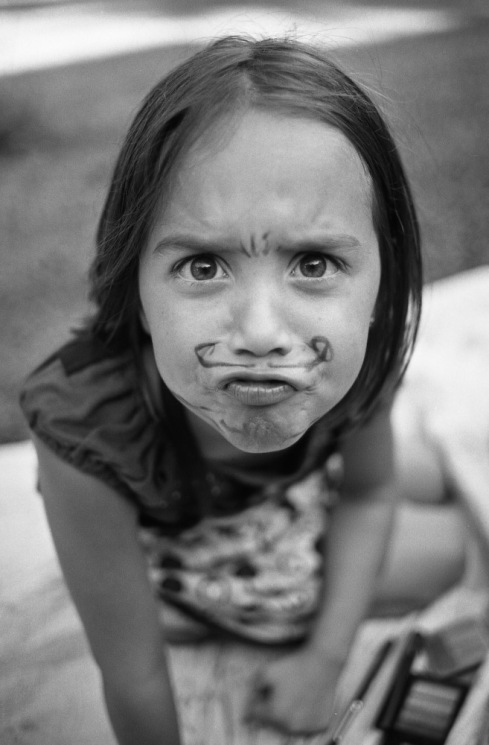 Hannah. September 3, 2009 in Photopol.us Pix | Tags: black & white, ...